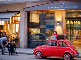 HANNONG Hotel & Wine Bar