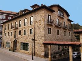 Hotel Villa de Cabrales (España Arenas de Cabrales ...