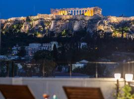 The Athens Edition Luxury Suites