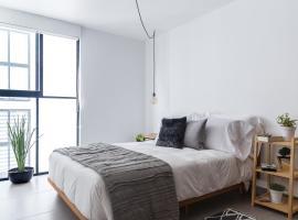 Immaculate Bucareli Apartment