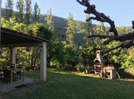 Villa Le Maquis, Cauro