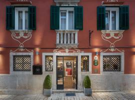 Hotel Angelo d'Oro, Rovinj