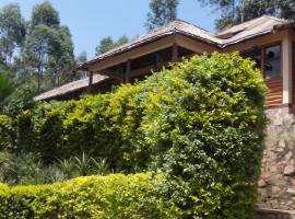 Bwindi Forest Lodge