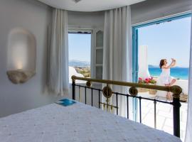 Naxian Riviera Exclusive Seafront Suites, Junior Suite