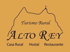 Hostal Restaurante Alto Rey, Arroyo de las Fraguas (بالقرب من Monasterio)