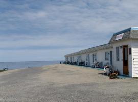 Motel le Noroît, L'Anse-au-Griffon
