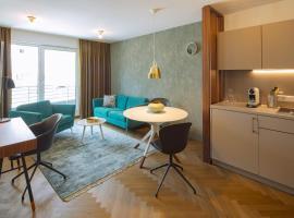 DD Suites Serviced Apartments