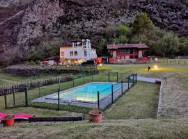 Mejores hoteles y hospedajes cerca de Sames, España