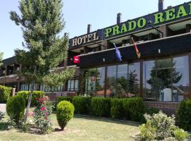 Mejores hoteles y hospedajes cerca de Soto Real, España