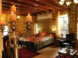 בית שלום במטולה - מלון בוטיק היסטורי