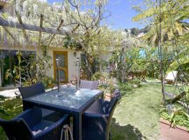 Le Cabanon de Monte-Carlo avec Jardin Privé