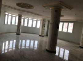 Large apartment, Mansoura (Tanta yakınında)