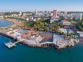 Club Hotel Sera Antalya Booking Com