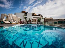 NYX Hotel Madrid by Leonardo Hotels