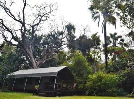 The Maun Garden Meru