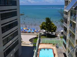 Apto Beira Mar Prox de Recife