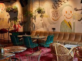 מלון פבריק - מלון בוטיק מרשת מלונות אטלס