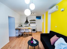 SINJ Modern Apartament