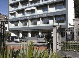 Hotel Garni Muralto, Locarno