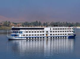 M/S Tarot Nile Cruise - 04 & 07 Nights each Saturday from Luxor