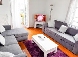 Smart apartment Val d'Europe 7/9 pers