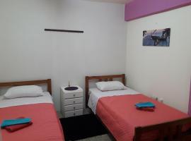 Central napa room