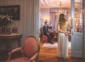 Villa Imperial luxury full staffed