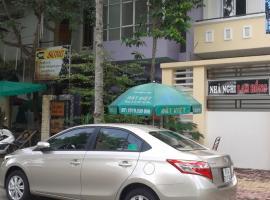 Nhà nghỉ Lam Hồng