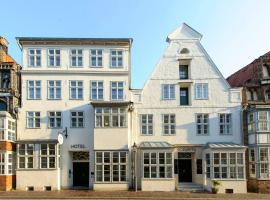 Einzigartig - Das kleine Hotel im Wasserviertel