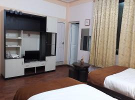 Silver Mountain Home Stay