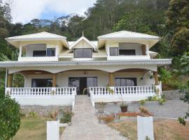 Mont Buxton Villa