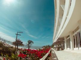 Hotel Marambaia Cabeçudas - De frente para o mar