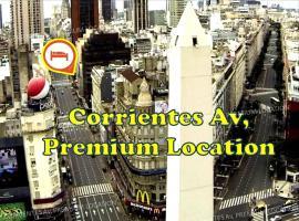 Corrientes Av, Premium Location