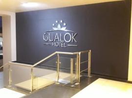 Hotel Gualok, Presidencia Roque Sáenz Peña