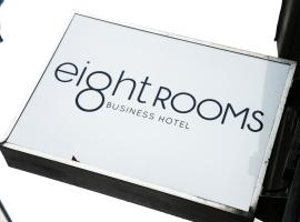 Eight Rooms