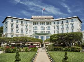 Grand-Hotel du Cap-Ferrat, A Four Seasons