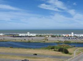 Departamento frente al mar en Mar del Plata