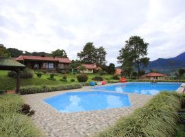 OYO 209 Permata Hati Resort & Organic Farm