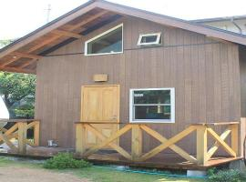 L-Base log house / Vacation STAY 9485