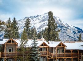 Buffalo Mountain Lodge