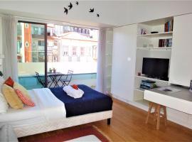 Porto Sunny Terrace Almada