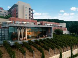 מלון כרמים מקבוצת מלונות היוקרה של ישרוטל