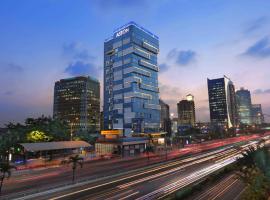 فندق ومركز مؤتمرات أستون بريورتي سيماتوبانغ