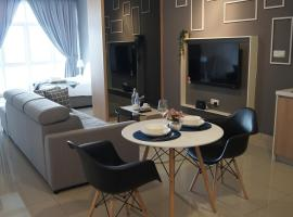 Twin Galaxy Suites By Iconic Bliss