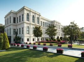 فندق فور سيزونز اسطنبول على مضيق البوسفور