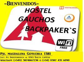 gauchos hostel blackpakers salta