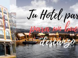 Hotel E' Peru