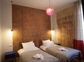 Bricks Room Hotel