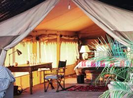 Amboseli Bush Camp