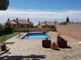 Mejores hoteles y hospedajes cerca de La Cabrera, España